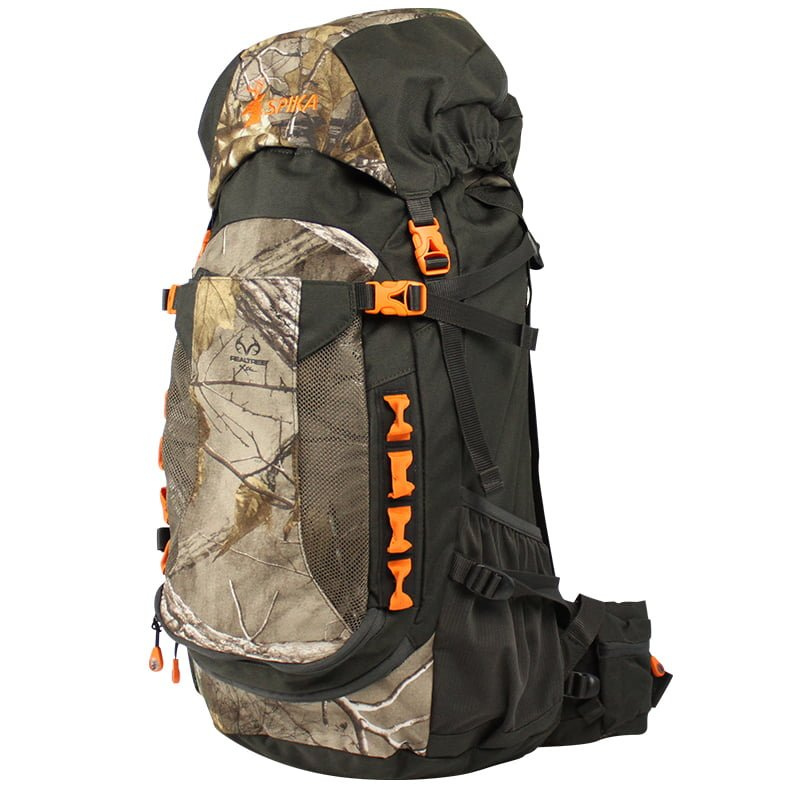 SPIKA EXTREME HUNTER RT CAMO BACKPACK H-03