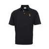 SPIKA GO POLO SHIRT BLACK