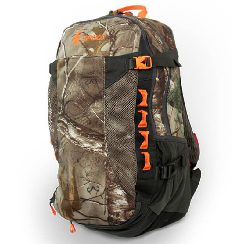 SPIKA PRO HUNTER RT CAMO BACKPACK H-02