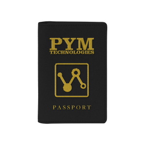 PYM Technologies Passport Cover