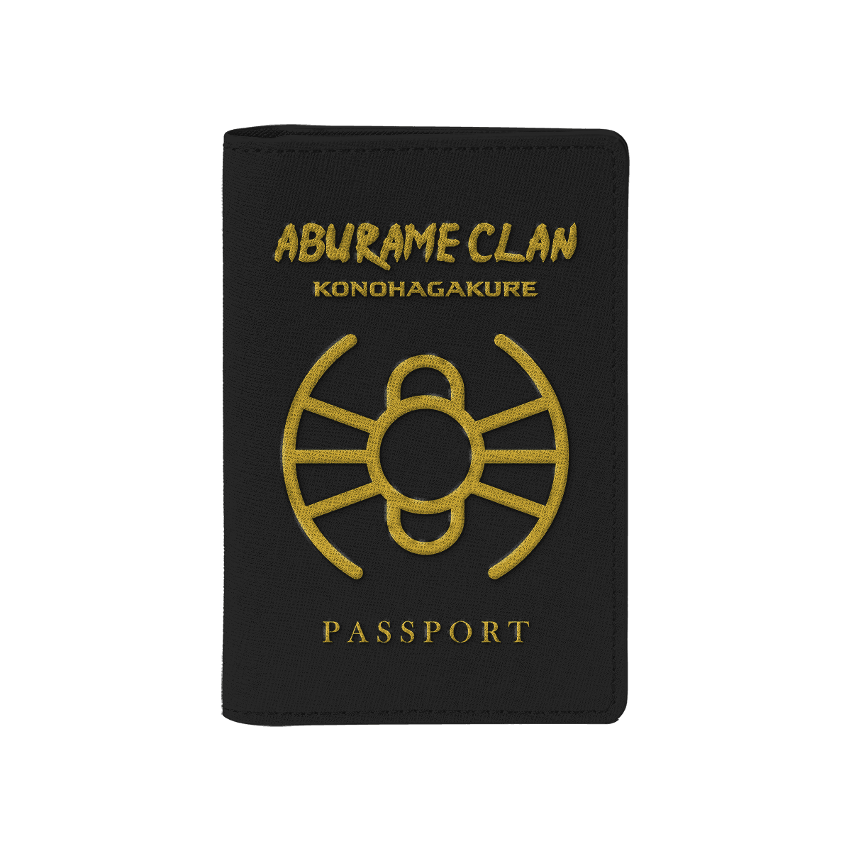 Aburame Clan Passport Cover - Fandomaniax-Store