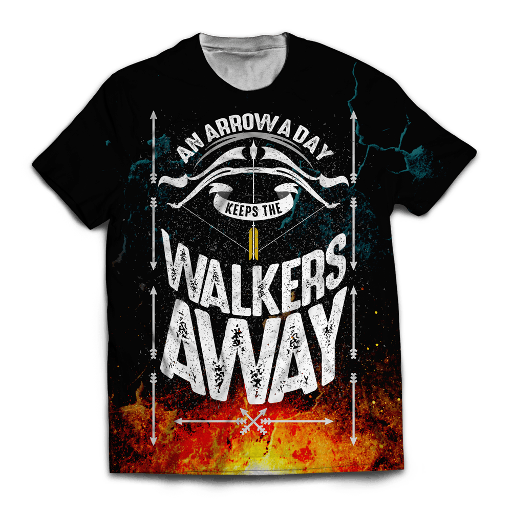 An Arrow Unisex T-Shirt - Fandomaniax-Store