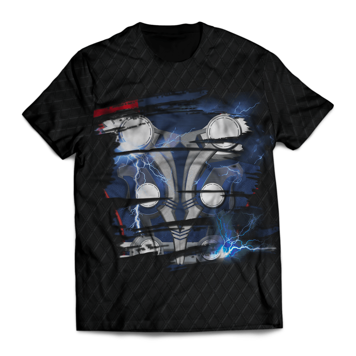Asgardian Inside Unisex T-Shirt - Fandomaniax-Store