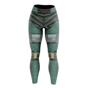 Boba Fett Unisex Tights - Fandomaniax-Store