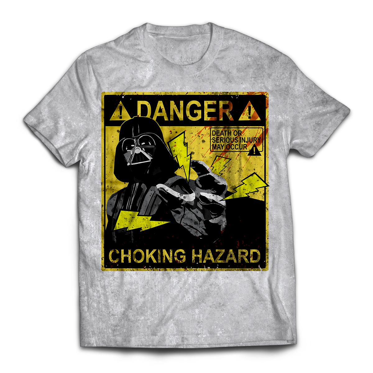 Choking Hazzard Unisex T-Shirt