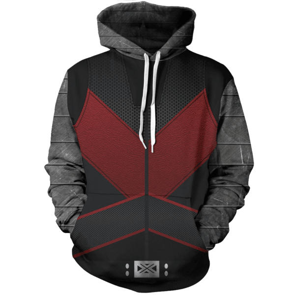 Colossus Unisex Pullover Hoodie - Fandomaniax-Store