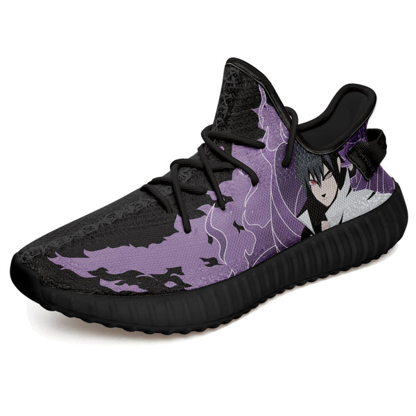Custom Made Sasuke Shoes - Fandomaniax-Store