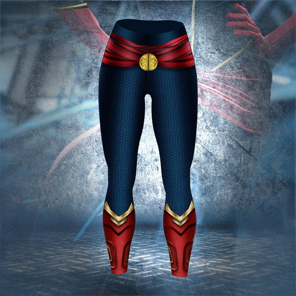 Danvers Unisex Tights V2 - Fandomaniax-Store