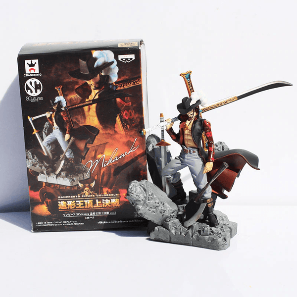 Dracule Mihawk Action Figure - Fandomaniax-Store