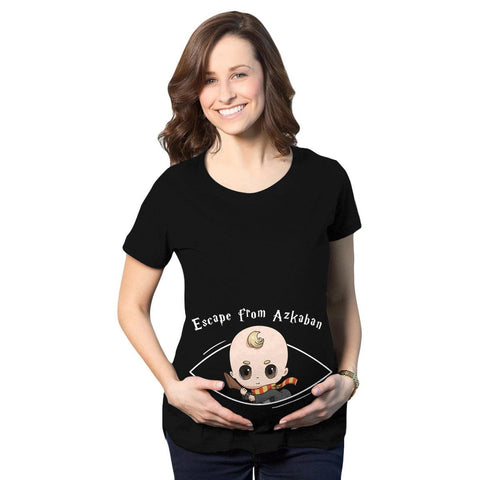 Escape From Azkaban Maternity T-Shirt - Fandomaniax-Store