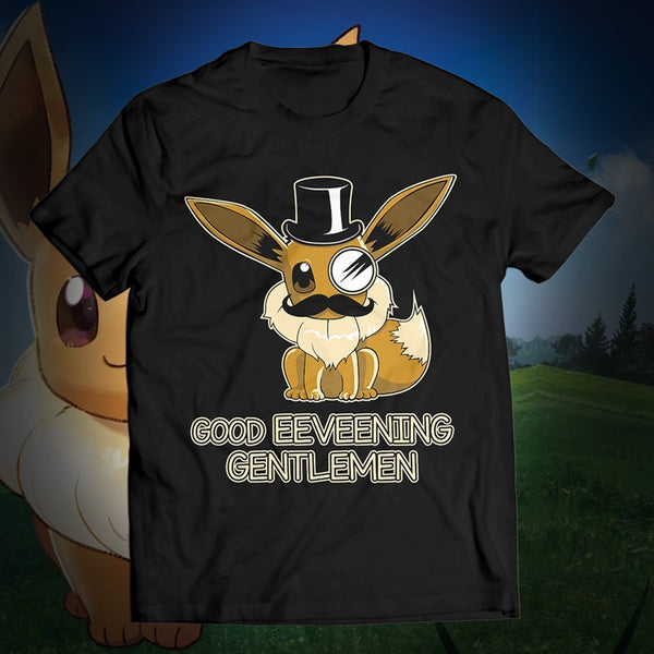 Fancy Eevee Unisex T-Shirt - Fandomaniax-Store