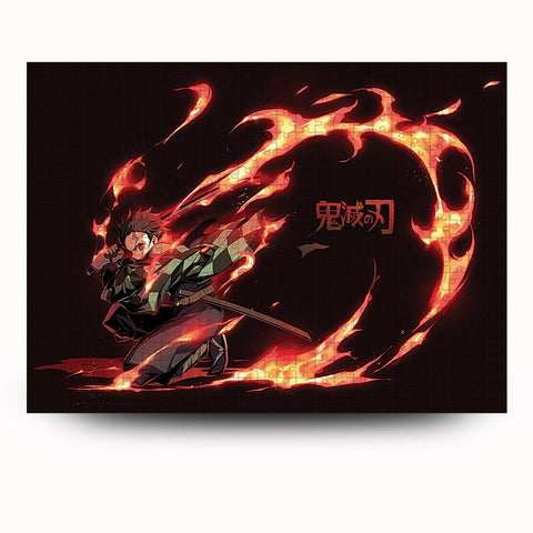 Fire Breathing Puzzle - Fandomaniax-Store