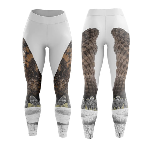 Fukurodani Owl Unisex Tights - Fandomaniax-Store