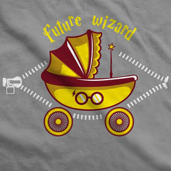 Future Wizard Maternity T-Shirt - Fandomaniax-Store