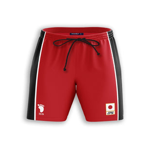 Haikyuu National Team Beach Shorts - Fandomaniax-Store