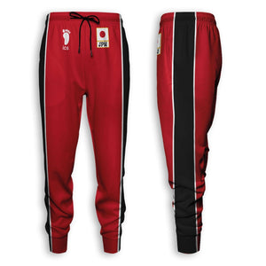 Haikyuu National Team Jogger Pants - Fandomaniax-Store