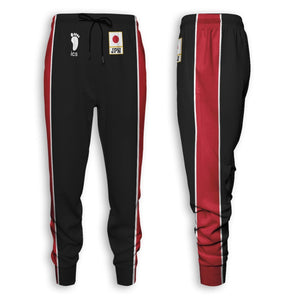 Haikyuu National Team Libero Jogger Pants - Fandomaniax-Store