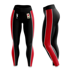 Haikyuu National Team Libero Unisex Tights - Fandomaniax-Store