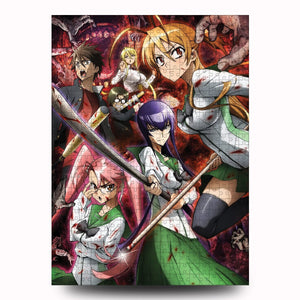 Highschool of the Dead Puzzle - Fandomaniax-Store