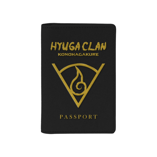 Hyuga Clan Passport Cover - Fandomaniax-Store