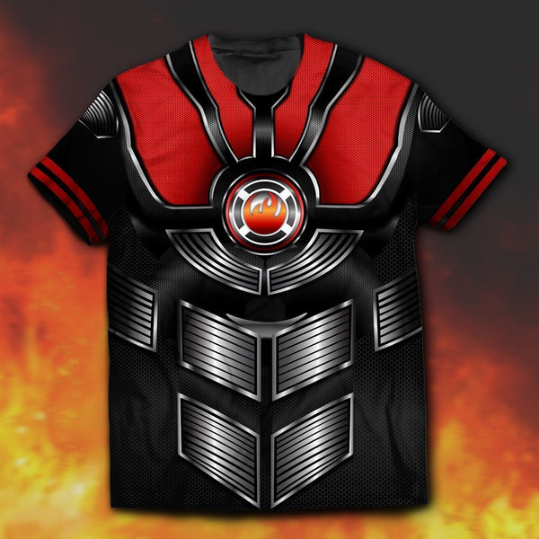 Inferno Unisex T-Shirt - Fandomaniax-Store