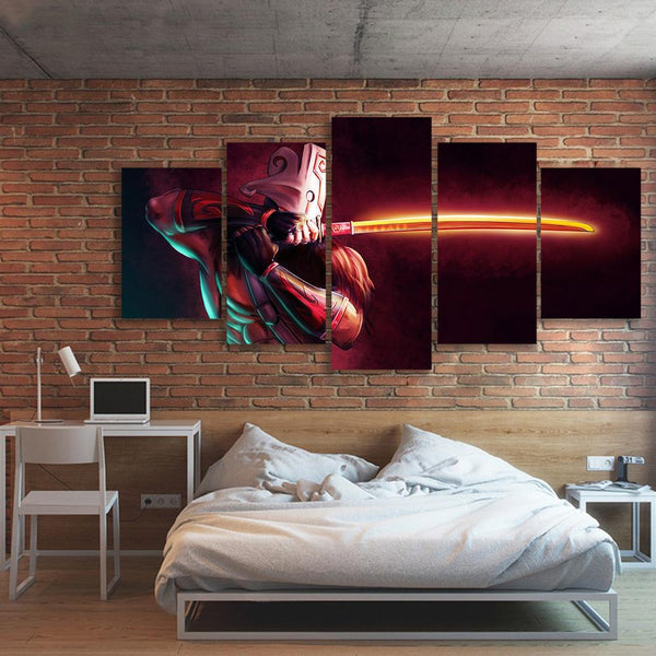 Juggernaut 5 Piece Canvas - Fandomaniax-Store