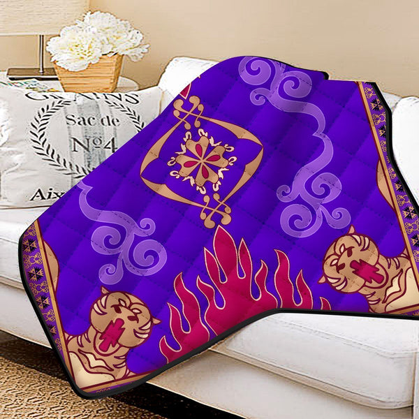 Magic Carpet Quilt Blanket - Fandomaniax-Store