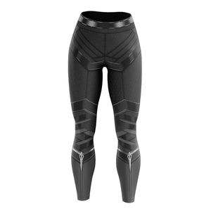 Mantle of King Unisex Tights V2 - Fandomaniax-Store