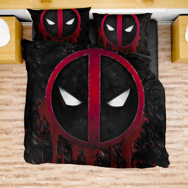 Merc Bedding Set - Fandomaniax-Store