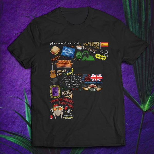 Most Memorable Unisex T-Shirt - Fandomaniax-Store