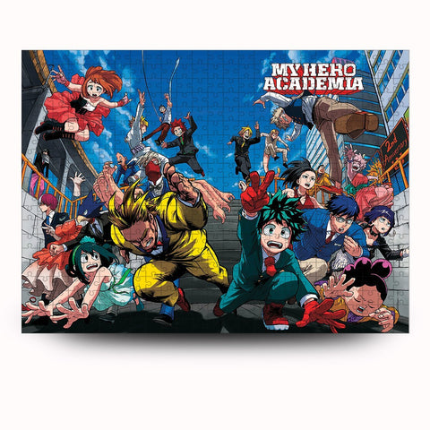 My Hero Academia Class 1-A Puzzle - Fandomaniax-Store