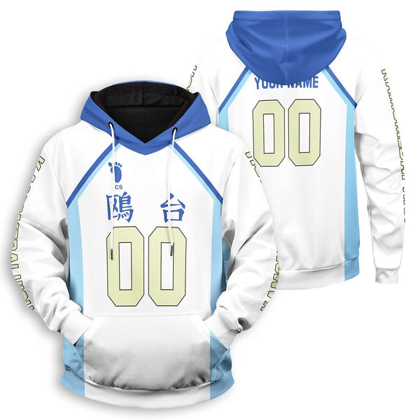Personalized Team Kamomedai Unisex Pullover Hoodie - Fandomaniax-Store