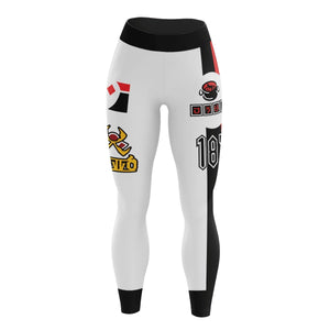 Pokemon Fire Uniform Unisex Tights V2 - Fandomaniax-Store