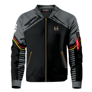 Rainbow Six Siege IQ Bomber Jacket - Fandomaniax-Store
