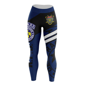 Resident Evil Stars Raccoon Unisex Tights V2 - Fandomaniax-Store
