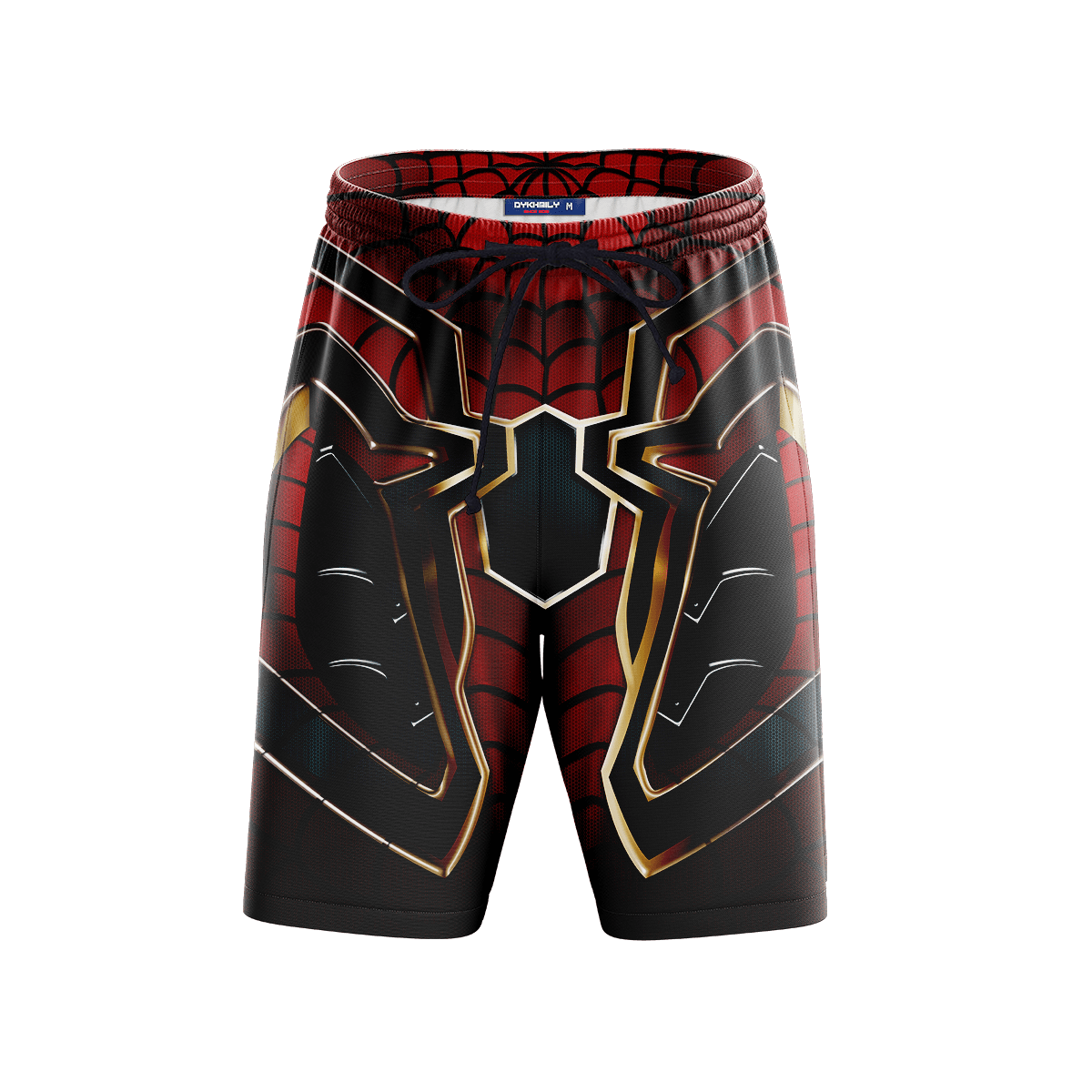 Spiderman Beach Shorts - Fandomaniax-Store