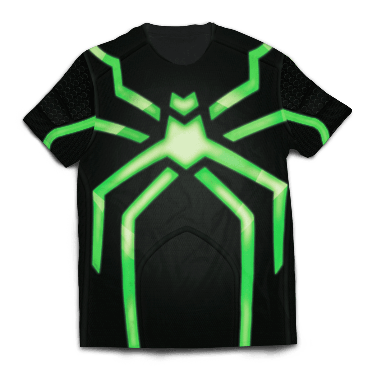 Stealth Spider Unisex T-Shirt - Fandomaniax-Store