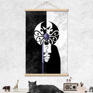 Steel Serpent Hanging Wall-Art - Fandomaniax-Store