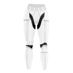 Storm Trooper Unisex Tights - Fandomaniax-Store