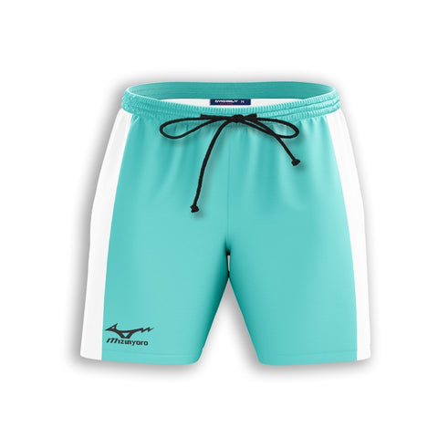 Team Aoba Johsai Beach Shorts - Fandomaniax-Store