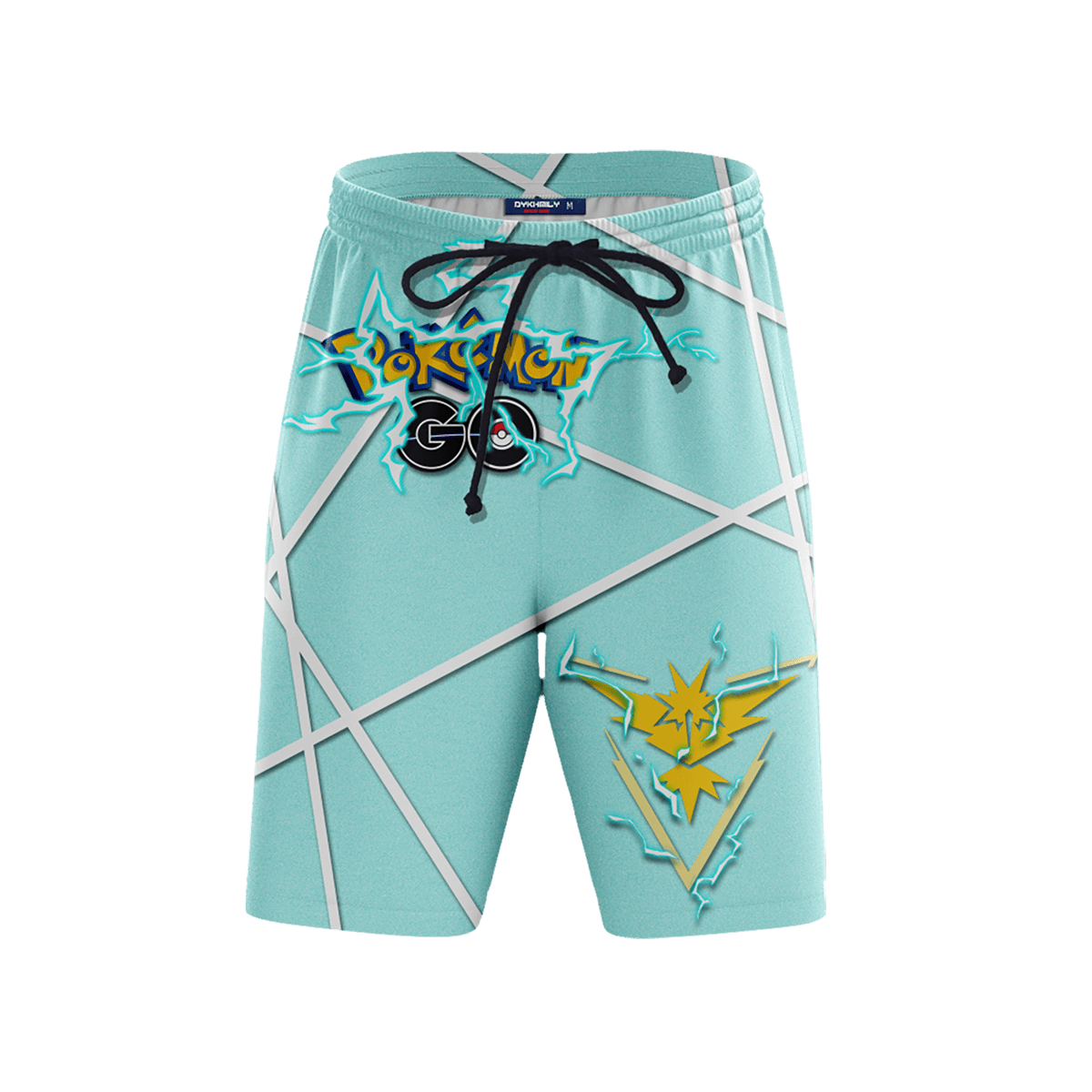 Team Instinct Beach Shorts - Fandomaniax-Store