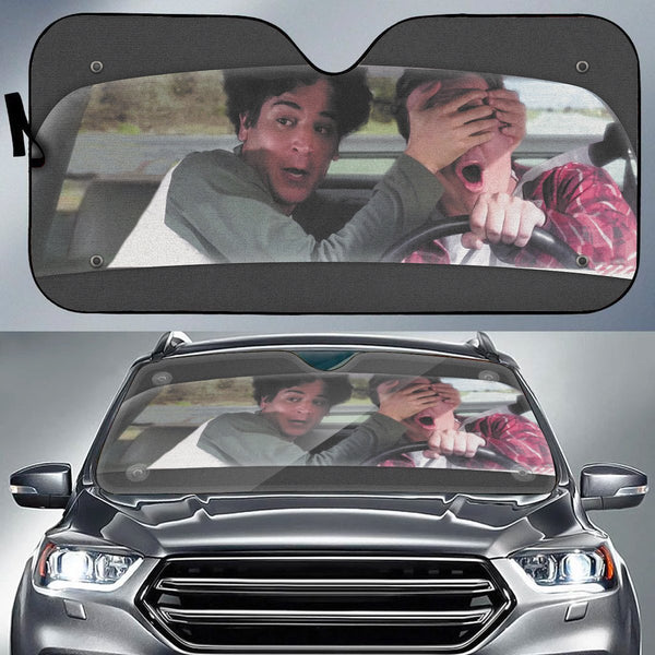 Ted and Marshall Auto Sun Shade - Fandomaniax-Store