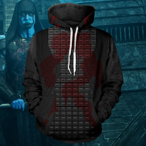 The Accuser Unisex Pullover Hoodie - Fandomaniax-Store