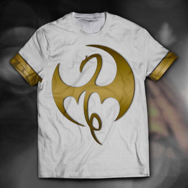 The Immortal Iron Fist Unisex T-Shirt - Fandomaniax-Store