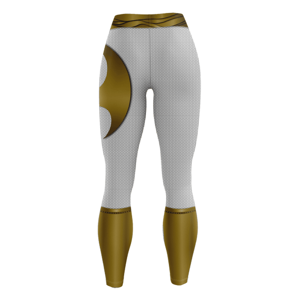 The Immortal Iron Fist Unisex Tights - Fandomaniax-Store