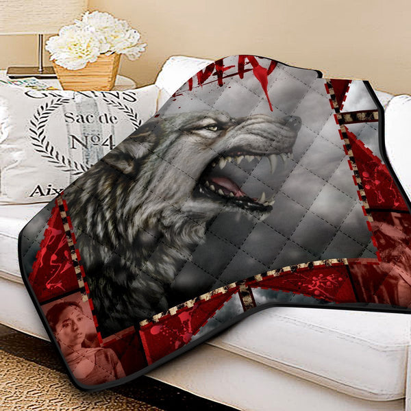 The North Remembers Quilt Blanket - Fandomaniax-Store