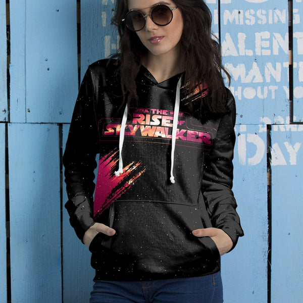 The Rise of Skywalker Unisex Pullover Hoodie - Fandomaniax-Store