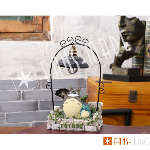 Totoro Resin Lamp - Fandomaniax-Store