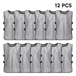 12 PCS Adults Soccer Pinnies