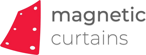 Magnetic Curtains